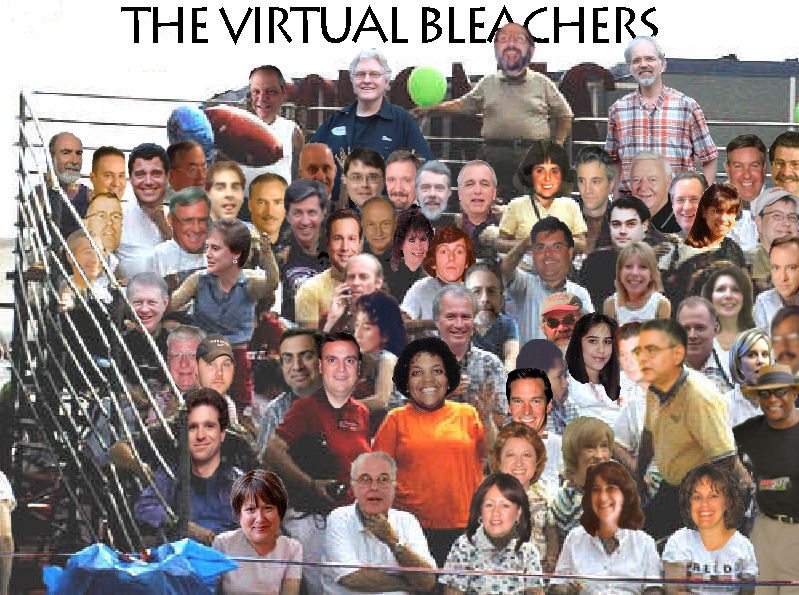 Virtual Bleachers