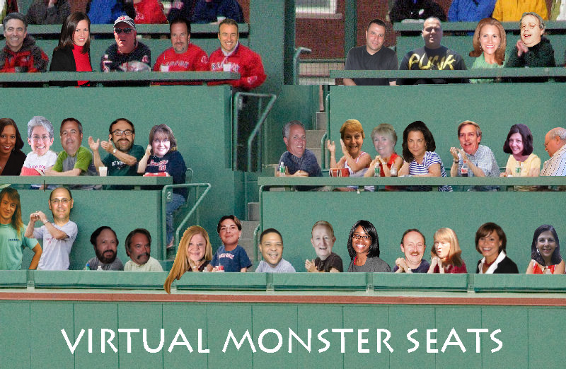 Virtual Monster Seats